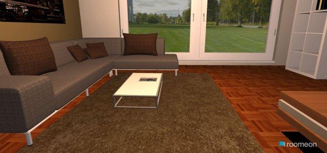 Raumgestaltung WoZi I in der Kategorie Wohnzimmer