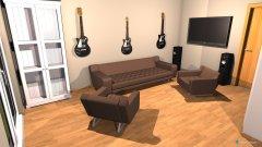 Raumgestaltung Wozi Neu in der Kategorie Wohnzimmer