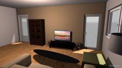 Raumgestaltung Wozi1 in der Kategorie Wohnzimmer