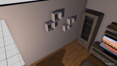 Raumgestaltung wozi2 flair110 in der Kategorie Wohnzimmer