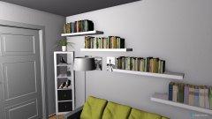 Raumgestaltung wozi in der Kategorie Wohnzimmer