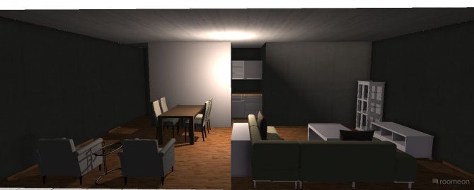 Raumgestaltung WP in der Kategorie Wohnzimmer