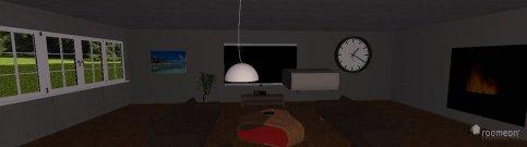 Raumgestaltung wunsch haus in der Kategorie Wohnzimmer