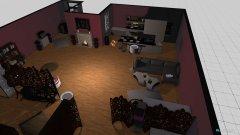 Raumgestaltung Wunsch wohnung  in der Kategorie Wohnzimmer