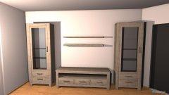 Raumgestaltung Wust in der Kategorie Wohnzimmer