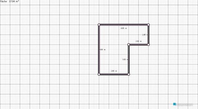 Raumgestaltung wwk in der Kategorie Wohnzimmer