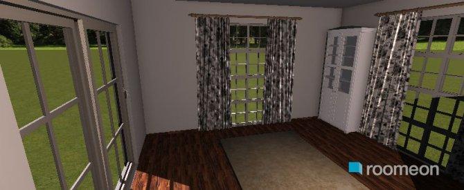 Raumgestaltung WZ 3. Variante in der Kategorie Wohnzimmer