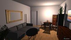 Raumgestaltung WZ-Andrea in der Kategorie Wohnzimmer