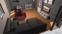 Raumgestaltung wz Charlene in der Kategorie Wohnzimmer