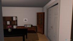 Raumgestaltung WZ EZ in der Kategorie Wohnzimmer