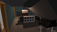Raumgestaltung wz gänse in der Kategorie Wohnzimmer