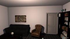 Raumgestaltung WZ Haltern in der Kategorie Wohnzimmer