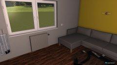 Raumgestaltung wz kamin in der Kategorie Wohnzimmer