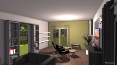 Raumgestaltung WZ Lager 2017  in der Kategorie Wohnzimmer