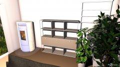 Raumgestaltung WZ Lauda in der Kategorie Wohnzimmer