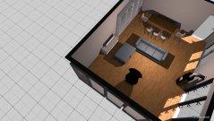 Raumgestaltung WZ Oliver in der Kategorie Wohnzimmer