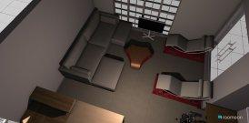 Raumgestaltung WZ Röttgen in der Kategorie Wohnzimmer