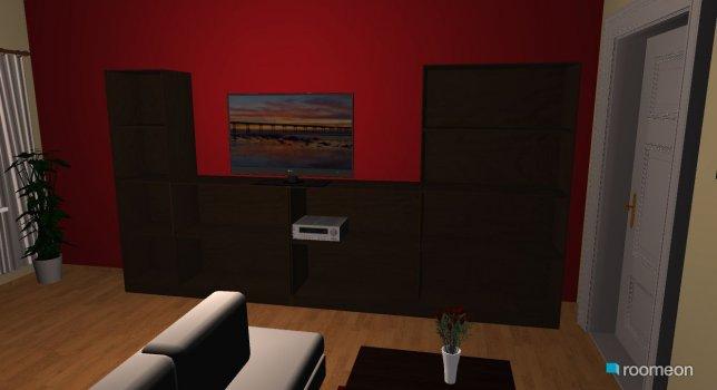 Raumgestaltung WZ Steffi in der Kategorie Wohnzimmer