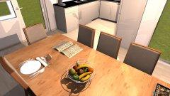 Raumgestaltung WZ-SZ3 in der Kategorie Wohnzimmer