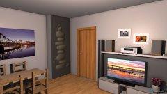 Raumgestaltung WZ Test in der Kategorie Wohnzimmer
