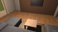 Raumgestaltung WZ-V1 in der Kategorie Wohnzimmer
