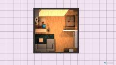 Raumgestaltung WZ Variante 1 in der Kategorie Wohnzimmer