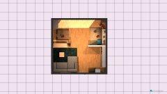 Raumgestaltung WZ Variante 3 in der Kategorie Wohnzimmer