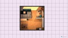 Raumgestaltung WZ Variante 4 in der Kategorie Wohnzimmer