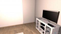 Raumgestaltung WZ von P 03.1 in der Kategorie Wohnzimmer