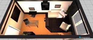Raumgestaltung WZ001 in der Kategorie Wohnzimmer