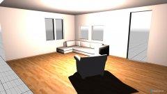 Raumgestaltung WZ1 in der Kategorie Wohnzimmer