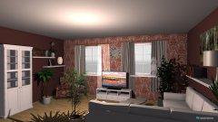 Raumgestaltung WZ2 in der Kategorie Wohnzimmer