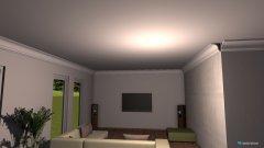 Raumgestaltung WZ_Haus in der Kategorie Wohnzimmer