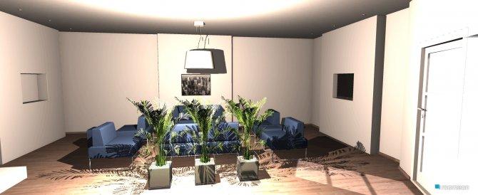 Raumgestaltung xy in der Kategorie Wohnzimmer
