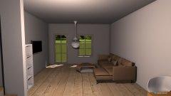Raumgestaltung Yorktown in der Kategorie Wohnzimmer
