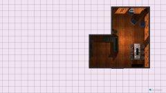 Raumgestaltung Young Wohnzimmer in der Kategorie Wohnzimmer