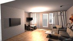 Raumgestaltung yyy in der Kategorie Wohnzimmer