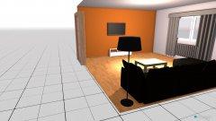 Raumgestaltung Zab1 in der Kategorie Wohnzimmer