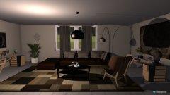 Raumgestaltung Zary_Room#1 in der Kategorie Wohnzimmer