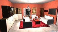 Raumgestaltung Zbigniew in der Kategorie Wohnzimmer