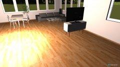 Raumgestaltung Zentagasse 1.1 in der Kategorie Wohnzimmer