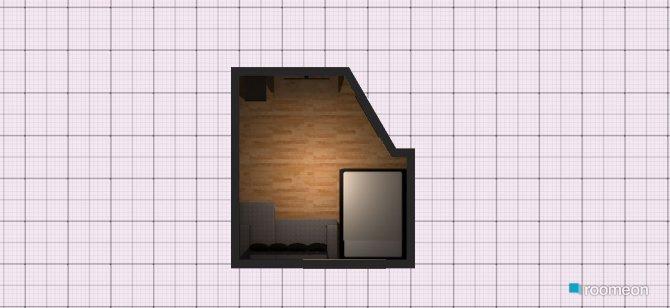 Raumgestaltung Zimma in der Kategorie Wohnzimmer