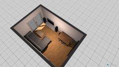 Raumgestaltung Zimmer 1 in der Kategorie Wohnzimmer
