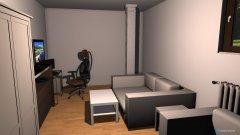 Raumgestaltung Zimmer 2.0 in der Kategorie Wohnzimmer