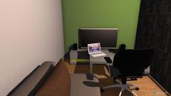 Raumgestaltung Zimmer 2 in der Kategorie Wohnzimmer