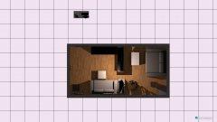 Raumgestaltung Zimmer 4.0 in der Kategorie Wohnzimmer