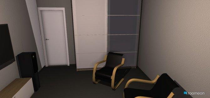 Raumgestaltung Zimmer Aachen in der Kategorie Wohnzimmer