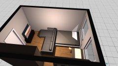 Raumgestaltung Zimmer bei Simon, beispiel in der Kategorie Wohnzimmer