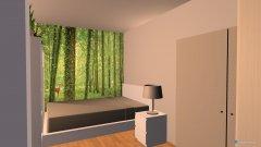 Raumgestaltung Zimmer Beni in der Kategorie Wohnzimmer