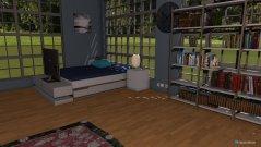 Raumgestaltung zimmer der träume in der Kategorie Wohnzimmer
